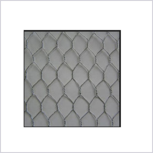 Hexagonal Wire Netting- Electro Galvanized Before Weaving